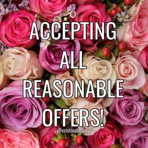 Other - Accepting All Reasonable Offers!